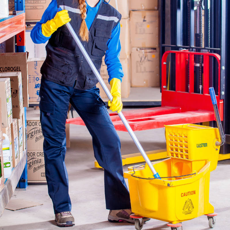 Factory, Warehouse & Industrial Cleaning | 360 Commercial Cleaning