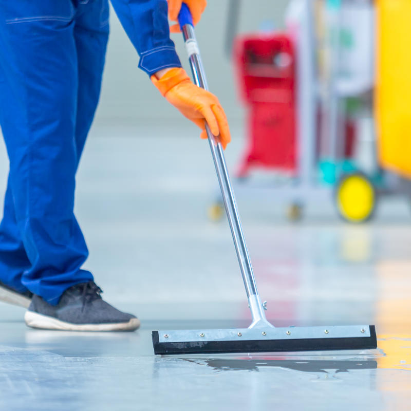 Leisure & Gym Cleaning Services | 360 Commercial Cleaning