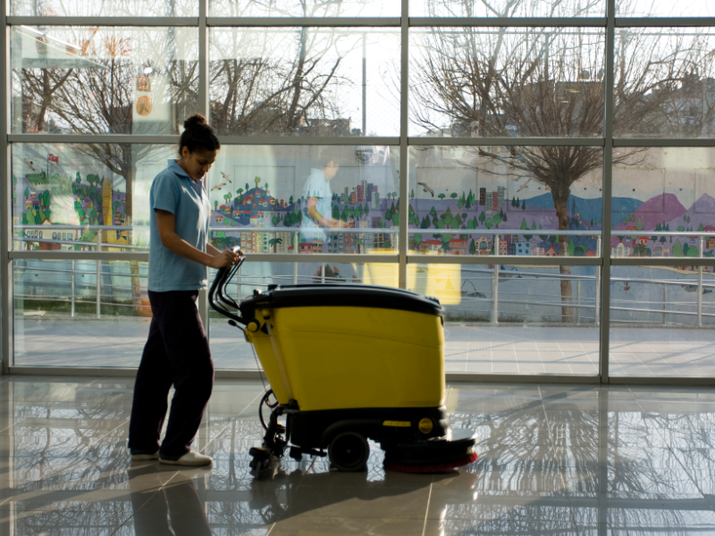 Expert Commercial Cleaners | 360 Commercial Cleaners